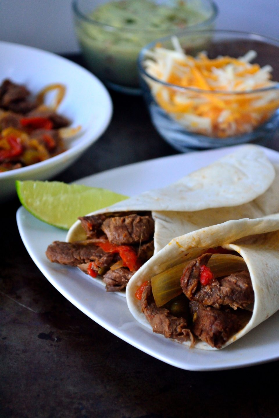 Slow Cooker Steak Fajitas Coop Can Cook