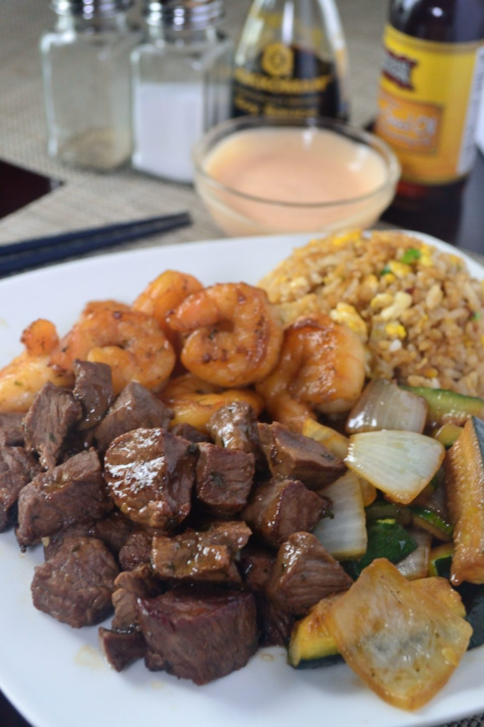 Hibachi Dinner At Home Coop Can Cook