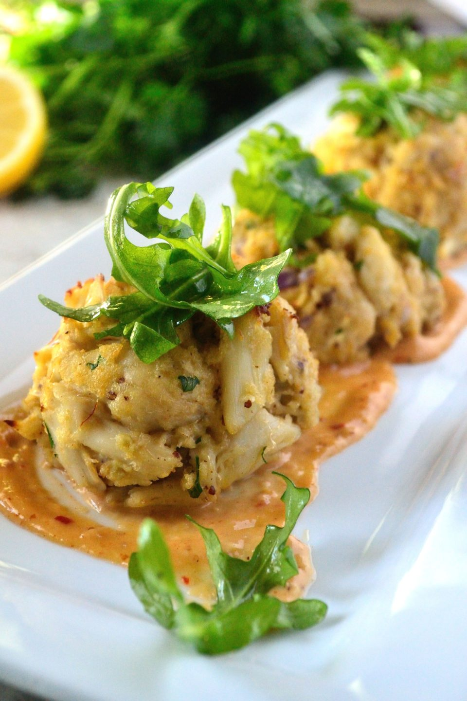Crab Cakes With Spicy Creole Mustard Aioli Coop Can Cook