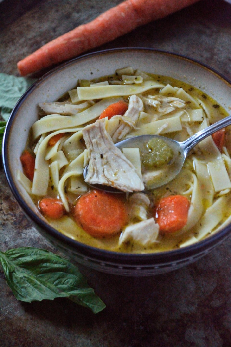 chicken noodle soup recipe - coop can cook